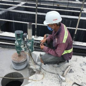 Số điện thoại khoan cắt bê tông tại Bình Dương thi công chuyên nghiệp