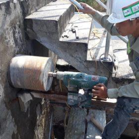 Bảng báo giá khoan rút lõi bê tông tại TpHCM mới nhất năm 2021