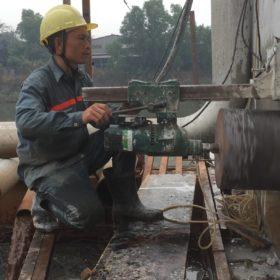 Khoan cắt bê tông Bắc Ninh thi công Chuyên Nghiệp, Giá Rẻ